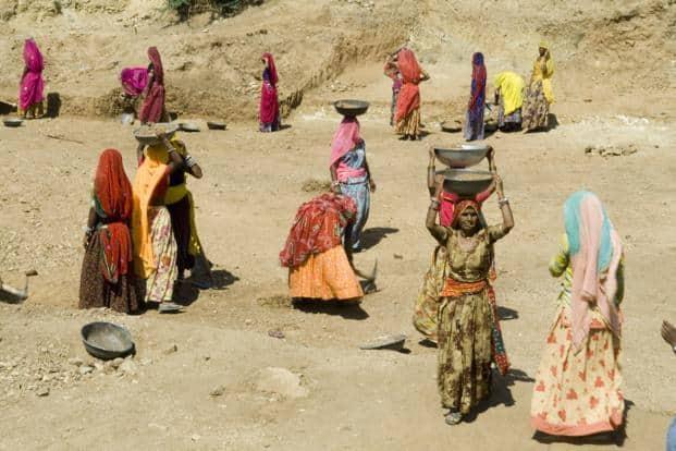 Isro to geo-tag assets created under MGNREGA