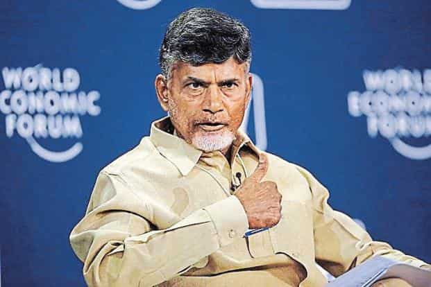 Andhra Pradesh chief minister Chandrababu Naidu has been clever with his choice of location. To minimize risk, the 'capital region' is strategically located between two major urban agglomerations—Vijaywada and Guntur. Photo: Reuters