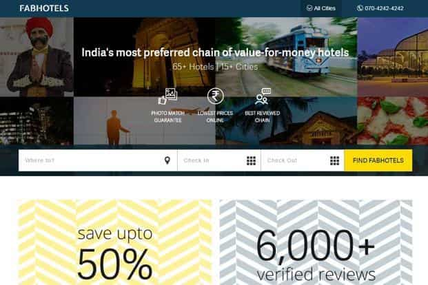 FabHotels, typically, works on an asset-light model wherein it partners with smaller hotels with the aim of providing standardized services to budget travellers.