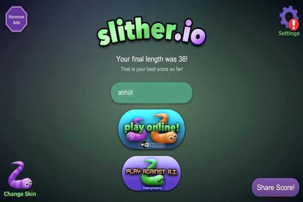 Slither Io Codes Free Download