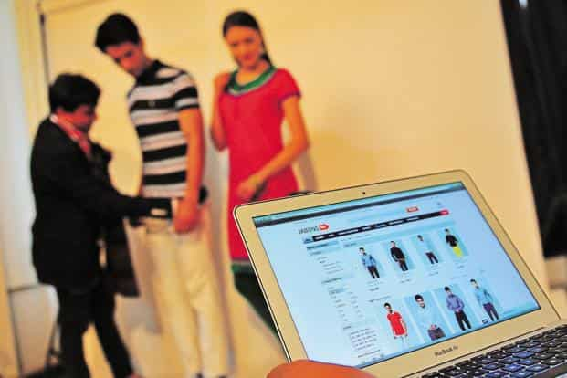 Over the past 10 months, Jabong has held talks with online and offline retailers; however, there has been no agreement on valuation. Photo: Priyanka Parashar/Mint