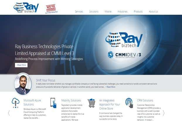 Ajay Ray, managing director of Ray Business, did not disclose the terms of the deal, except that it was funded by the company's cash reserves.