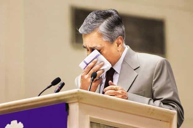 Chief Justice of India T.S. Thakur's remarks about the 'burden' being placed on the judiciary firmly brought the spotlight back on to the issue of judicial delays and backlogs in India. Photo: Hindustan Times
