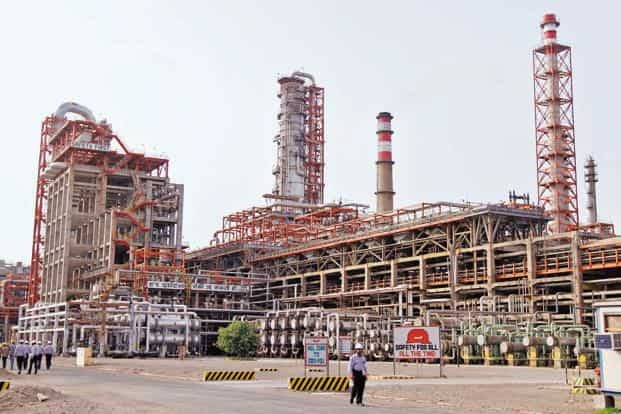 A file photo of Essar Oil's Vadinar refinery. Photo: Reuters