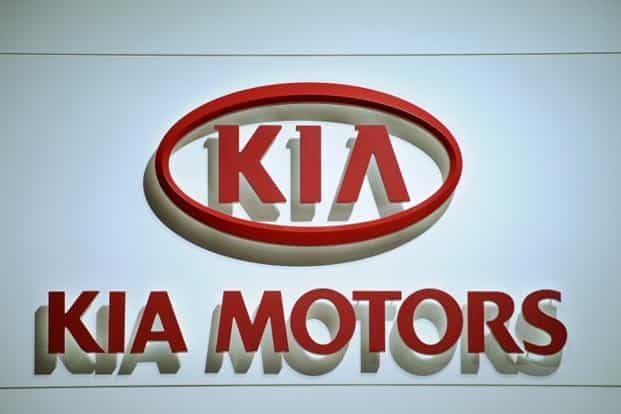 Kia is best known as a maker of relatively inexpensive cars, like the Rio sub-compact. Photo: AFP