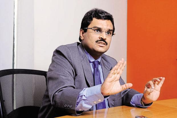 The Jignesh Shah-led 63 Moons, formerly FTIL, holds a 99.9% stake in NSEL. Photo: Abhijit Bhatlekar/Mint