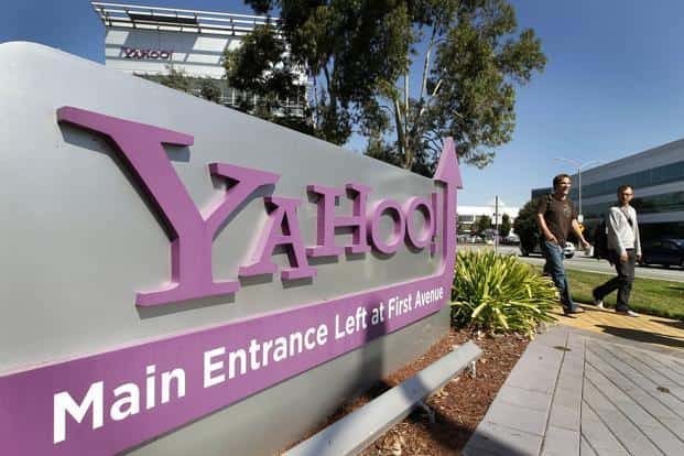 Yahoo will be left with its stakes in Alibaba Group Holding Ltd and Yahoo Japan Corp., with a combined market value of about $40 billion. Photo: Bloomberg