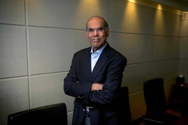 D. Subbarao in his recently released book 'Who Moved My Interest Rate' talks about inherent difference in priorities—the government focusing on growth and the RBI on inflation control. Photo: Abhijit Bhatlekar/Mint
