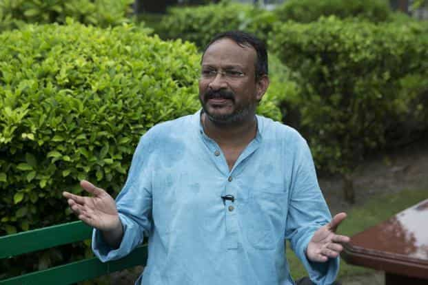 Bezwada Wilson, 50, one of the two winners of the 2016 Ramon Magsaysay Award from India. Photo: PTI