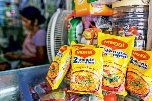 Nestle India has been working on reducing its dependence on Maggi noodles. Photo: Bloomberg