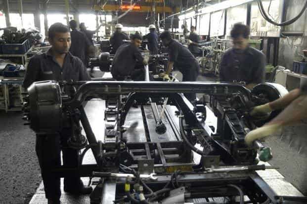 For a manufacturer with two factories and operations in 20 states, under GST the number of returns would increase from 22 a month (plus a service tax return on a half-yearly basis) to about 100 returns per month. Photo: Bloomberg