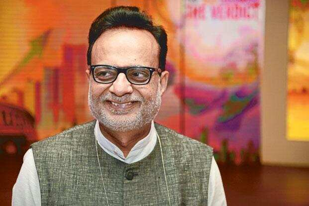 Hasmukh Adhia says if all cesses are merged in GST, the requirements of revenue for the Union government would have to be assessed higher because the income coming from GST to the Union instead of cess will have to be devolved at the rate of 42% to states. Photo: Ramesh Pathania/Mint