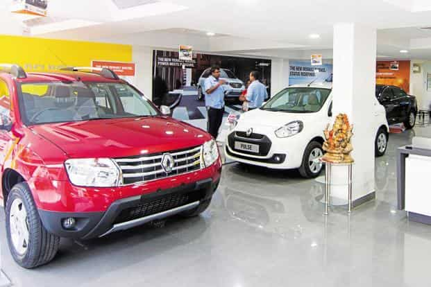 As per Society of Indian Automobile Manufacturers (SIAM) data, Renault India has exported 441 units so far in the April-June period this fiscal, as against just 56 units exported in the same period last fiscal. Photo: Ramesh Pathania/ Mint