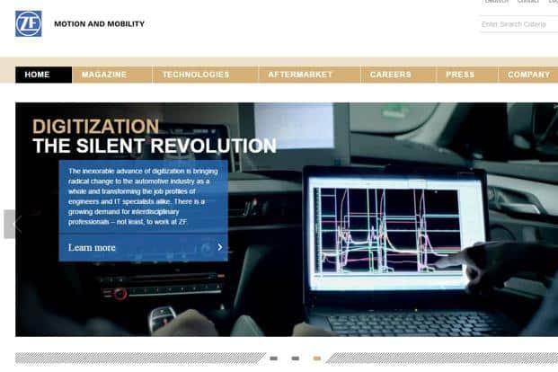 Germany's ZF Friedrichshafen to set up technology centre in