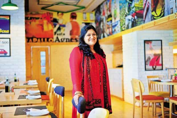 2af10ff850405 ... Rachna Aggarwal says women s category is growing faster than men s  because men shifted to ready-
