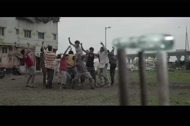 A still from United Colors of Benetton's digital film. The film has garnered around five lakh views across brand and Terribly Tiny Tales' YouTube and Facebook platforms.