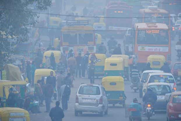 The analysis said that as per the monitored air quality data of 41 million-plus cities during 2015, 58% of the total monitoring days were bad days while 42% were categorised as good days. Photo: AFP