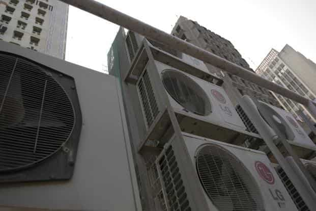 The move to change efficiency norms of air-conditioners follows a series of steps under the national climate change plan to reduce carbon emissions. Photo: Ramesh Pathania/Mint