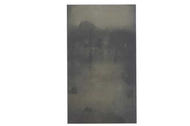 The high point of the auction will be an untitled painting made by V.S. Gaitonde in Bombay in 1970