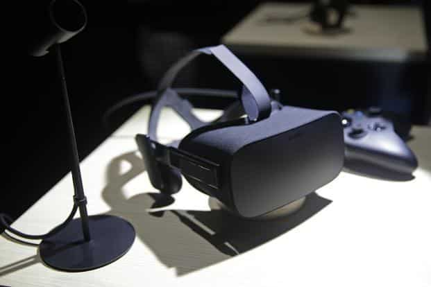 Most VR headsets use some sort of head movements to navigate. These techniques are far from ideal because they require a lot of moving around that gets tiring and industry heavyweights agree that some form of eye-based technology is key to improving and popularizing VR technology. Photo: AP