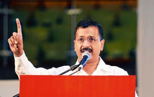 A file photo of Delhi CM Arvind Kejriwal. Photo: AP