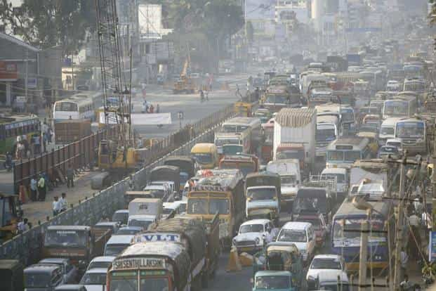 Heavy investments in metro has exhausted funding for the bus network which ferries around 40-45% of the Bengaluru's population. Photo: Bloomberg