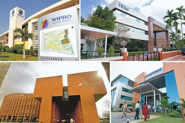 Analysts expect none of the India's top-tier IT services companies, including Infosys, Tata Consultancy Services, Wipro, to see double-digit growth in revenue.
