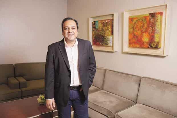 Punit Goenka, who has been at ZEEL as its MD since 2010, started his career with the Essel group that runs ZEEL. Photo: Abhijit Bhatlekar/Mint