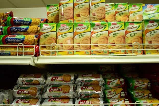 ITC and Britannia were involved in a copyright infringement case where ITC had claimed that Britannia's NutriChoice Zero digestive biscuit brand had copied the packaging of ITC's Sunfeast Farmlite Digestive All Good biscuit. Photo: Pradeep Gaur/Mint