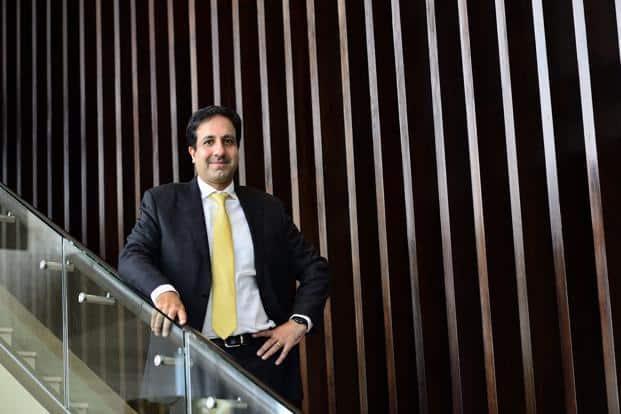 Dinesh Malkani, president, Cisco India. Photo: Priyanka Parashar/Mint