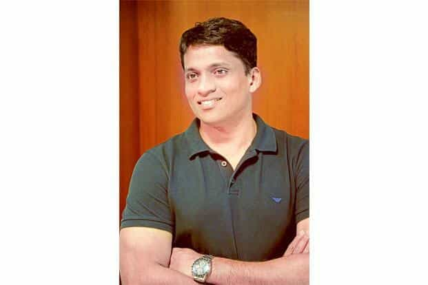 Byju Raveendran, founder of Byju's. The fundraising from Facebook founder Mark Zuckerberg's Chan Zuckerberg Initiative, Sequoia Capital and others makes the firm the most well-capitalized education technology start-up in India. Photo: Mint