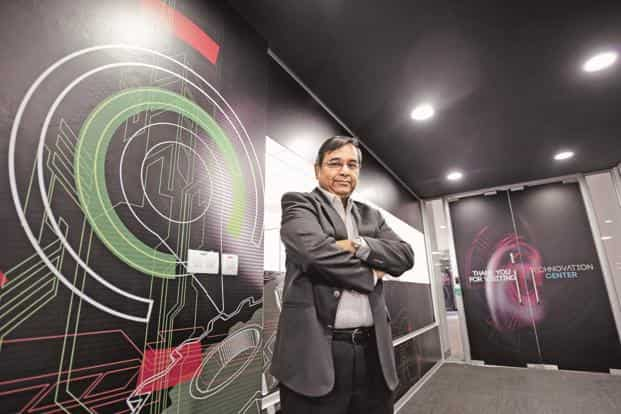 Wipro's chief technology officer KR Sanjiv declined to name the partners with whom the company is working on blockchain technologies. Photo: Hemant Mishra/Mint