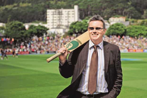 New Zealand cricketer Martin Crowe. Photo: Getty Images