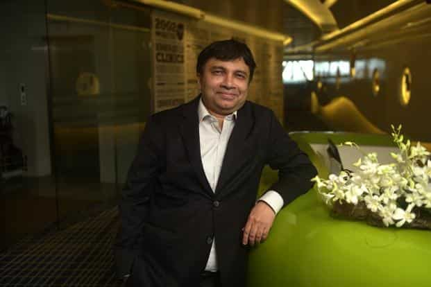 Marico MD and CEO Saugata Gupta says the company would look at potential Rs100 crore opportunities and introduce variants of existing brands. Photo: Abhijit Bhatlekar/Mint