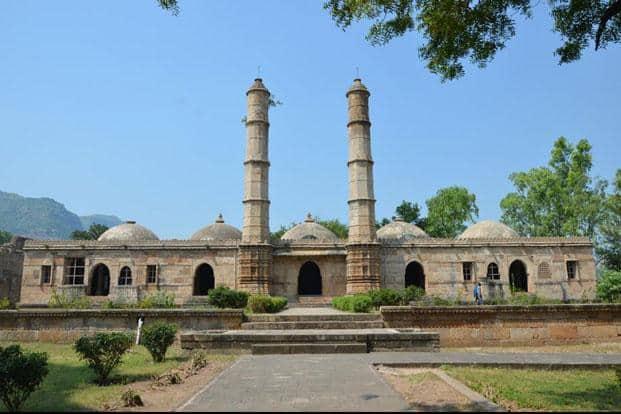 The Sahar Ki Masjid at Champaner. Photo: Anuradha Goyal
