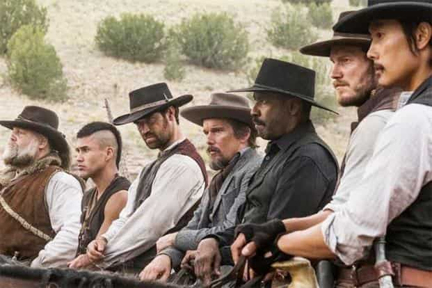 A still from 'The Magnificent Seven'