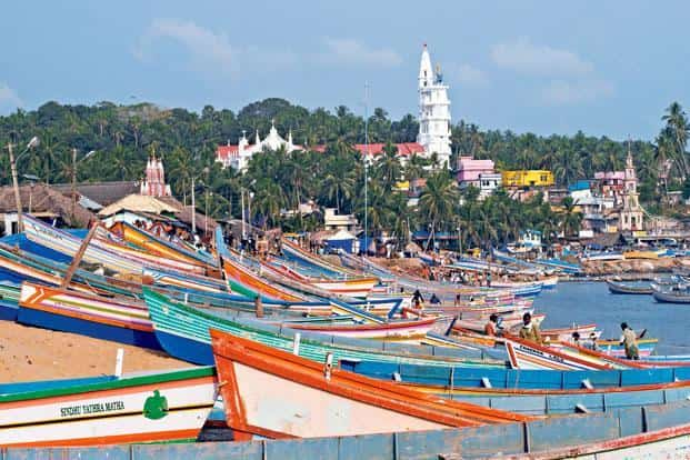 The shipping ministry had decided to go ahead with a new container trans-shipment port at Enayam, near Colachel in Tamil Nadu, hardly 36km from Vizhinjam where Kerala is building a container trans-shipment port with private funds from Adani Ports and Special Economic Zone Ltd