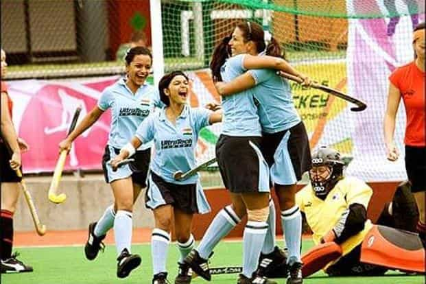 Chak De! India (2007): Not a biopic in the strict sense, Shimit Amin's sports drama was a fictional story of the Indian women's national field-hockey team inspired by the team's win at the 2002 Commonwealth Games. The sports drama featured actor Shah Rukh Khan as the coach to the women's hockey team.