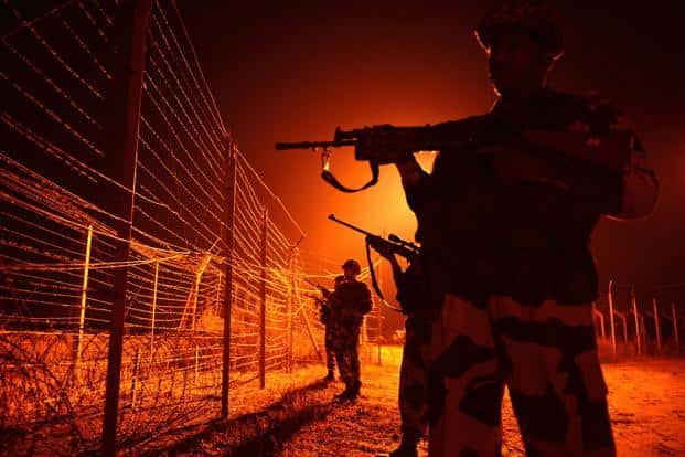 File photo. No casualties to Indian troops, heavy casualties were sustained by Pakistan-based terrorists. Photo: AFP
