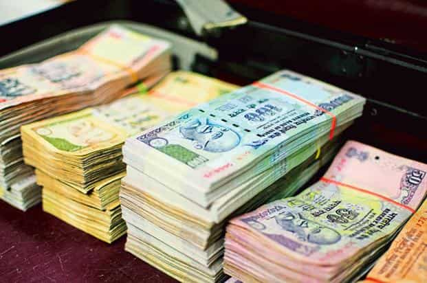 The fiscal deficit was 66.5% of the full-year target during the same period a year ago. Photo: Mint