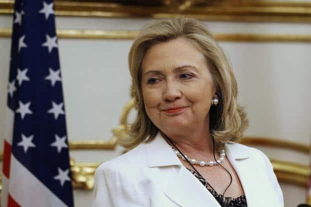 Hillary porn