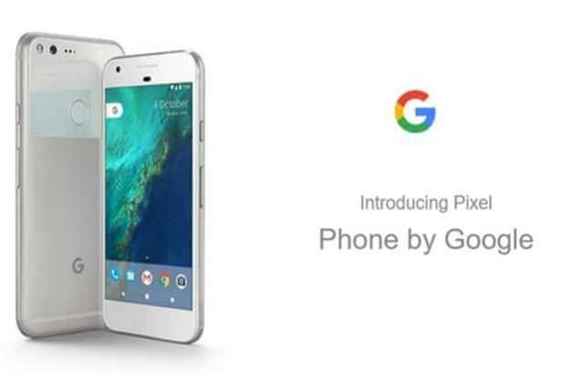 The Pixel phones feature a Siri-like virtual assistant, flashy camera features and are the first to boast Android's new Nougat 7.1 operating system.