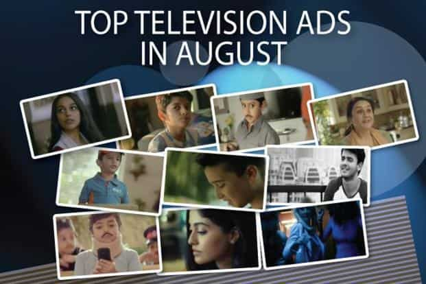 Top television ads in August: Fogg takes a different approach, hits
