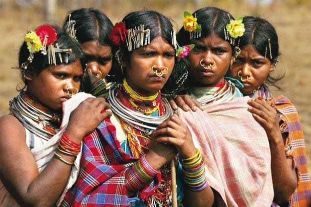 The Kandha tribals of Odisha. Photo: Reinhard Krause/Reuters