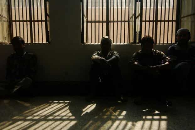The propensity to commit suicide in prison is almost one and half times more than normal conditions, says NHRC report.