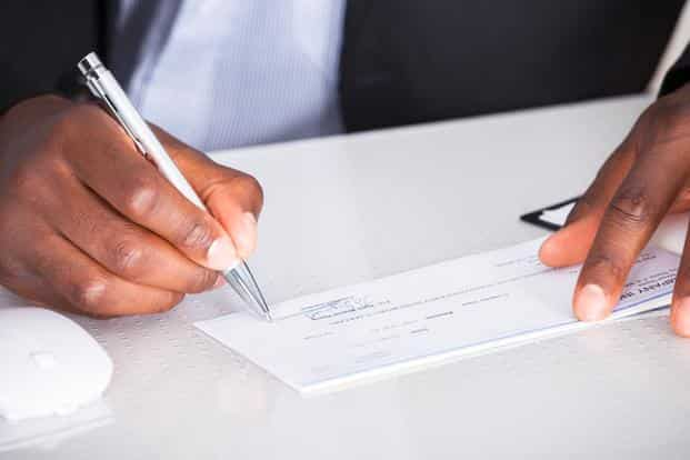 Cancelled cheque: a KYC document but can be misused