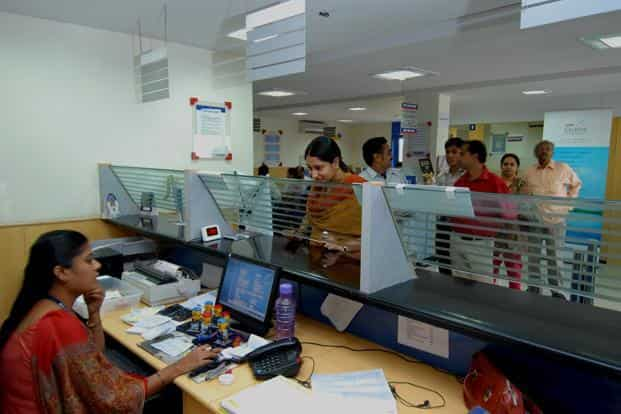 As of 2015, India had over 1.2 lakh branches of commercial banks across the country. Photo: Hemant Mishra/Mint