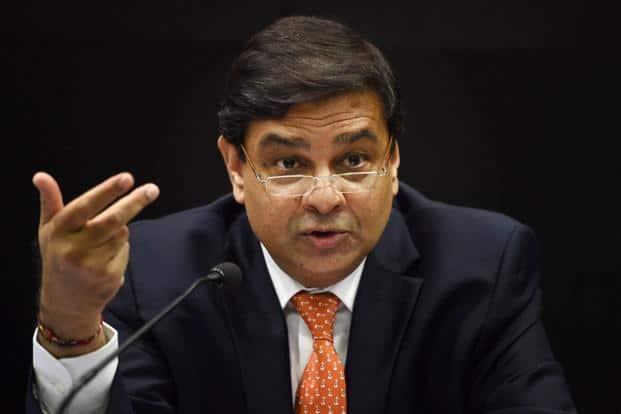 RBI governor Urjit Patel. Photo: PTI