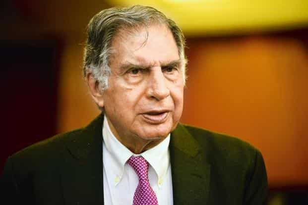 In a letter, Tata, 78, said the board of directors of Tata Sons in its meeting on Monday replaced Cyrus P Mistry as chairman, with immediate effect. Photo: Pradeep gaur/Mint
