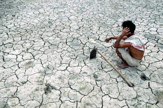 Kerala government data also shows that the state has been getting less rainfall over the years. Photo: AFP